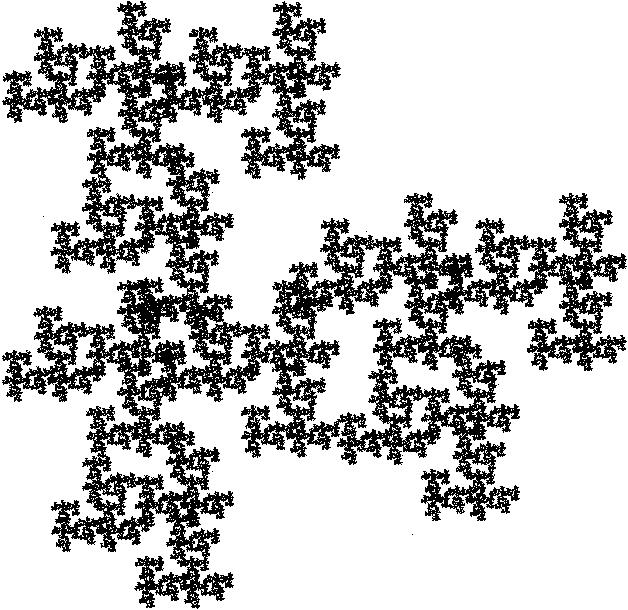 fractales g u00e9n u00e9r u00e9 u0026gt es par ifs